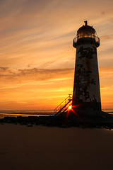 Re-light My Fire (mlomax1) Tags: 80d beach canoneos80d clouds cymru dwrcymru eos80d night seascape talacre wales welsh welshwater canon lighthouse man northwales silhouette sunset sunburst published explored chronicle chesterchronicle flintshirechronicle