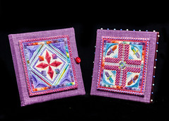 Sheep's Silk 2 (ann-marieanderson-mayes) Tags: beautifulstitches needlepoint canvaswork embroidery silkwool