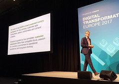 Forrester Digital Transformation 2017