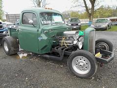 1949 Ford F-1 (splattergraphics) Tags: 1949 ford f1 pickup truck custom hotrod carshow carlisle springcarlisle carlislepa