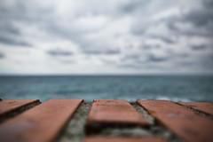 a new horizon (LinusVanPelt ) Tags: horizon liguria 5terre nature gdg bricks landscape clouds sea manarola italy it
