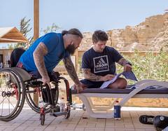 17 16a (KnyazevDA) Tags: diver disability disabled diving undersea padi paraplegia paraplegic amputee egypt handicapped wheelchair aowd sea travel scuba underwater redsea
