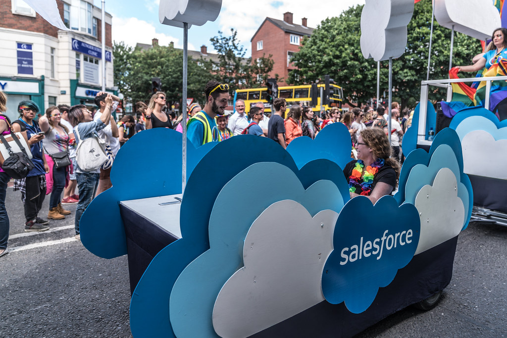 LGBTQ+ PRIDE PARADE 2017 [ON THE WAY FROM STEPHENS GREEN TO SMITHFIELD]-130146