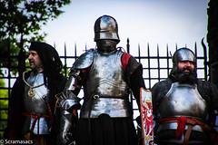 IMG_3260 (scramasacs) Tags: anticaconteadi gorizia goriziacastle reenactment historicalreenactment armour