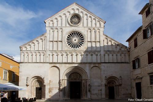 Catedral de Sant Donat. Zadar