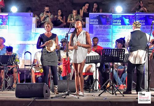 Giornata Mondiale del Rifugiato - Festa della Musica 2017