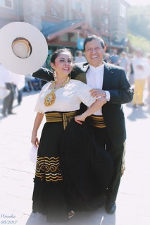 Dancers from Mexico