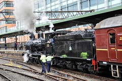 Transport Heritage Expo 2017 - -4 (john cowper) Tags: transportheritagensw centralrailwaystation transportheritageexpo heritagediesels nswrailmuseum 3642 3041 4001 mortuarystation entertainment queensbirthdayweekend sydney newsouthwales