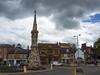 Banbury Cross (AlanOrganLRPS) Tags: nurseryrhyme banbury oxfordshire banburycross sheshallhavemusic