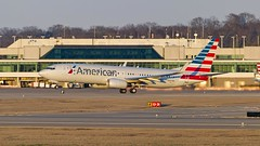 American Airlines Boeing 737-823(WL) N987NN (MIDEXJET (Thank you for over 1 million views!)) Tags: nashvilleintenationalairport kbna bna nashville nashvilletennesee americanairlinesboeing737823wln987nn americanairlines boeing737823wl n987nn boeing boeing737800 boeing737 737 737800 737823