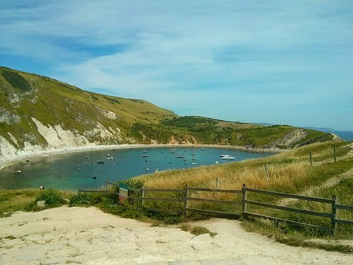 Lulworth cove Lulworth Cove Coastal_collection Beach Nature Mountain Water Seascape Photography England Beauty In Nature at Lulworth Cove