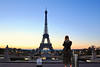 Holiday (Kenny Teo (zoompict)) Tags: holiday paris tower eiffeltower france zoompict kennyteo
