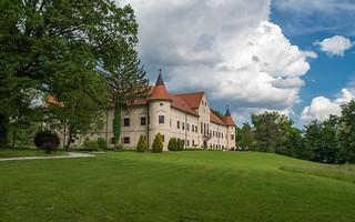 castle - Lužnica (10)