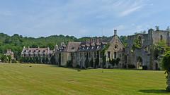 Abbaye des Vaux de Cernay (Portocéan) Tags: sceaux antony chevreuse cernay orsay étangshollande