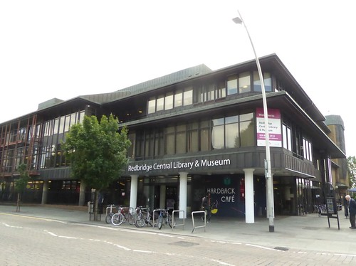 Redbridge central library