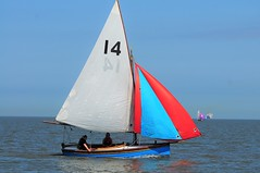 Wallasey Yacht Club 2017 Regatta (sab89) Tags: river mersey sailing club west cheshire wallasey new brighton falcons seabirds yacht dinghy sail spinickers colours