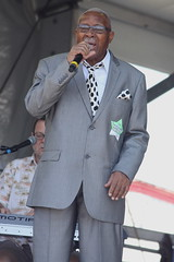 New Orleans Classic R&B Revue (2017) 01 - Robert Parker (KM's Live Music shots) Tags: randb unitedstates neworleans neworleansclassicrbrevue robertparker neworleansjazzheritagefestival gentillystage fairgroundsracecourseneworleans