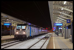 Lokomotion 187 312, Wörgl 04-02-2017 (Henk Zwoferink) Tags: wörgl tirol oostenrijk at alpen express lokomotion lomo lm rail experts traction company henk zwoferink schnee ee europexpress euro rtc