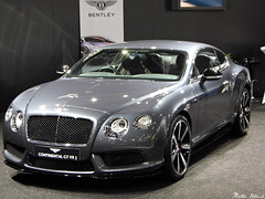 Bentley Continental GT V8 S (boti_marton) Tags: bentley continental continentalgt v8 coupe luxury carshow autoshow viennaautoshow city cityscape vienna austria wien österreich europa panasonic dmc lz20 lumix