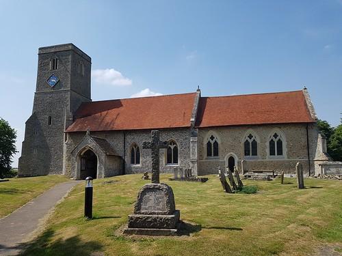 Wickham St Mary