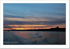 Atardecer en El Rompido (Lourdes S.C.) Tags: cielo nubes atardecer ocaso reflejos ríopiedras elrompido huelva provinciadehuelva andalucía nwn