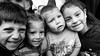 Niños y niñas de la comunidad de Gavidia- Sierra Nevada, edo. Mérida Venezuela (chamba.coop) Tags: economía colaborativa comuna montaña venezuela solidaridad tejedoras mérida