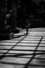 Juegos en el parque (AvideCai) Tags: avidecai parque bn blancoynegro ciudad calle vertical