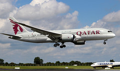 A7-BCL (Ken Meegan) Tags: a7bcl boeing7878 38330 qatarairways dublin 1272017 qatar boeing787 boeingdreamliner boeing 7878 787 b787 b7878 dreamliner