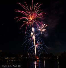 "Fireworks (jimgspokane) Tags: fireworks spokanewashingtonstate spokaneriver the4thofjuly celebrations today´sbest ""nikonflickraward"""