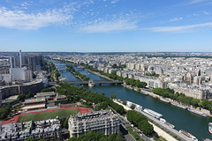Second Floor @ Eiffel Tower @ Paris