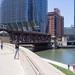 Where the Chicago River Branches