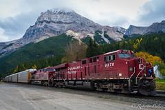 Canadian Pacific (robertopastor) Tags: américa canada canadá fuji montañasrocosas robertopastor viaje xt2 xf1655mm tren canadian pacific