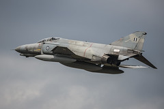 McDonnell Douglas F-4 Phantom - Greek Air Force (Pete Hemsley) Tags: hellenic greece greekairforce spook aircraft florrenes tacticalweaponsmeet twm f4phantom mcdonnelldouglas phantom canon f4