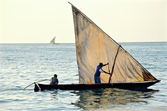 Dhows Are A Way of Life (The Spirit of the World) Tags: zanzibar island ocean sea seascape sail dhow salingship indianocean africa locals