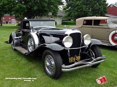 1929 Duesenberg Model J Convertible Coupe (JCarnutz) Tags: 1929 duesenberg modelj cccagrandexperience gilmorecarmuseum