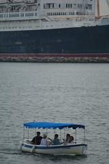 Boat (crown426) Tags: queenmary oceanliner longbeach california