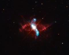 Watching a Volatile Stellar Relationship