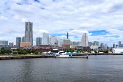 YOKOHAMA (湯小米) Tags: canon 1dx ef24105mmf4lis yokohama 橫濱 神奈川 港口 port boat building japan 日本