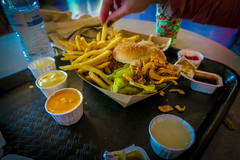 IMG_4640 (João Paulo Braghetto) Tags: disney waltdisneyworld magickingdom photograph fotografia trip braghettophotos hamburguer foodstyling fastfood