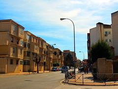 <Avenida de los Reyes Católicos> Cuenca (sebastiánaguilar) Tags: 2015 cuenca castillalamancha españa calles