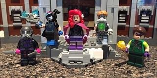 Lego DC Figures 20