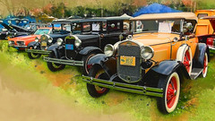 old cars_1527_7SWC (JGKphotos) Tags: d7100 johnkunze wisconsin cars oldcars topazglow 7styles topaz topazsoftware