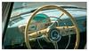 Dashboard and Steering Wheel of GAZ-21 (Charles Steven 103) Tags: gaz21 car classiccar vintagecar vintage steeringwheel dashboard
