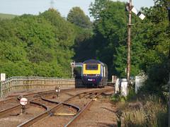 43155 Liskeard (4) (Marky7890) Tags: gwr 43155 class43 hst 1a98 liskeard railway cornwall cornishmainline train
