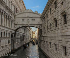 Sea Trip on Venice (Nourah.A.Edhbayah (Super Flower♥إظبيه)) Tags: sea trip venice italy side nourah abdullah edhbayah kuwait نوره عبدالله اظبيه الكويت ايطاليا