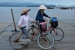 Vietnam Bike collection 2 (alain.diguet) Tags: vietnam color portrait human bike vélo landscape people gens alaindiguet street nikon nikond700