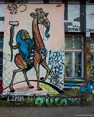 IMGP2260 (Claudio e Lucia Images around the world) Tags: metelkova mesto lubiana ljubljana tag graffiti murales streetart window colors sigma