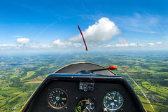 View from Glider
