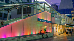 Color... (Kompakin Borwornpakramil) Tags: fujifilm gfx50s gf3264mmf4rlmwr japan shinjuku availablelight moodandatmosphere