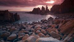 The Pinnacles - Cape Woolamai, Phillip Island, Australia (Jim McDonagh) Tags: thepinnacles capewoolamai australia victoria phillipisland